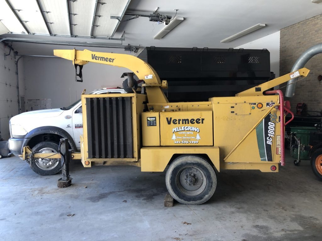 Vermeer Chipper